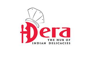Dera logo design
