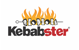 kebabster logo design